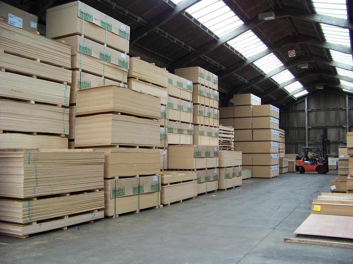 Duchy Timber :: Sheet Material